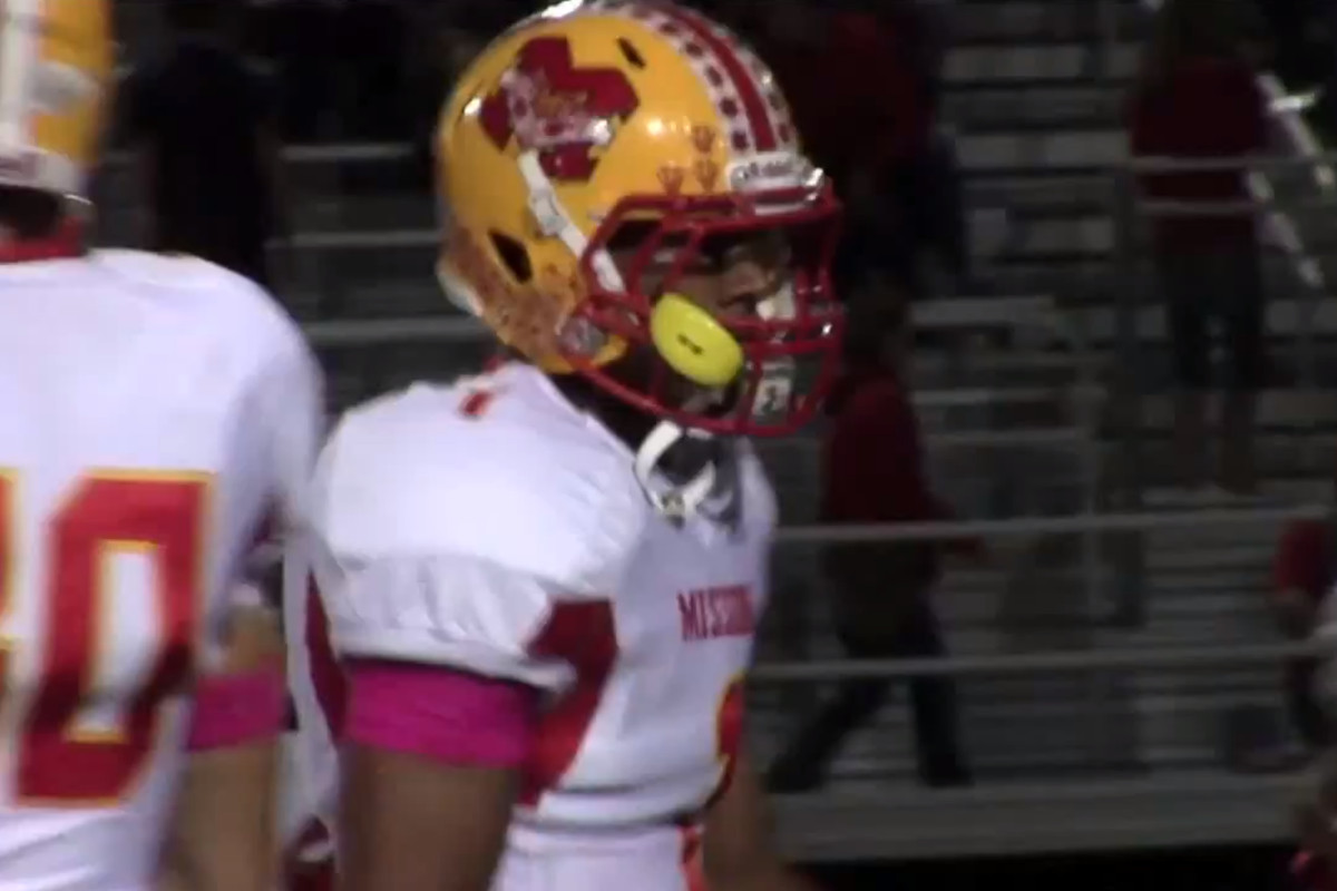 Former USC commit Max Redfield could be a fallback plan for Ohio State.