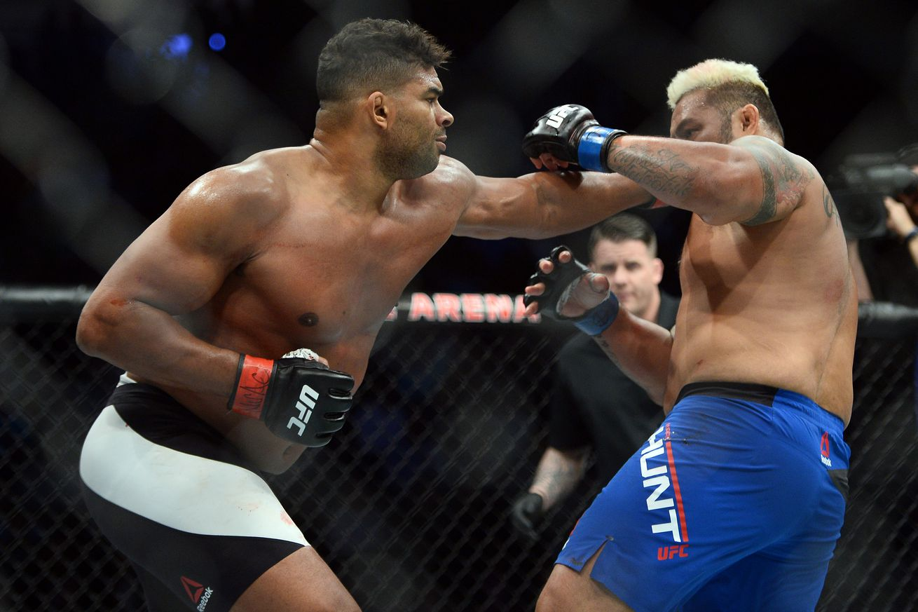 Alistair Overeem responds to Mark Hunt's cheating allegations: He's a talker I beat twice while not at my best