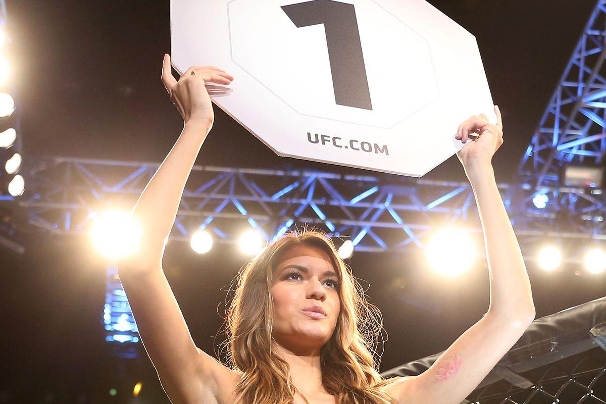 UFC Fight Night: Barnett v Nelson