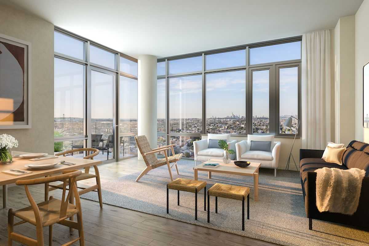 Sheepshead Bay S Tallest Tower 1 Brooklyn Bay Launches