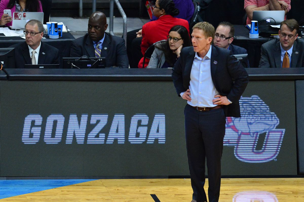 Image result for gonzaga basketball mark few