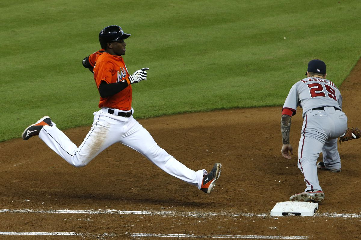 Marcell Ozuna and the Marlins are dashing towards the end goal, and they are close to contention and success.