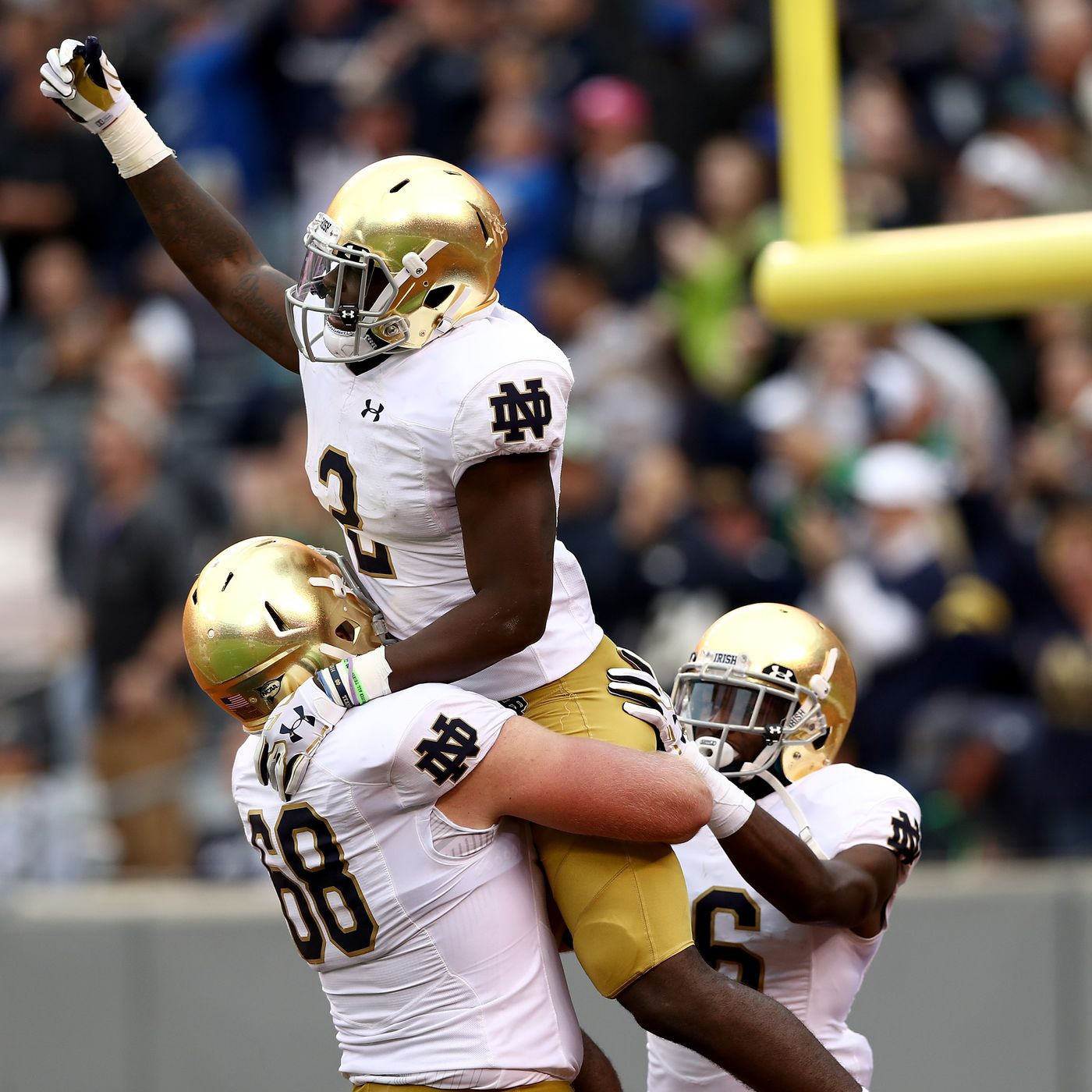 quality design 18521 d7313 Notre Dame Football: Brian Kelly Expects Dexter Williams, Te ...