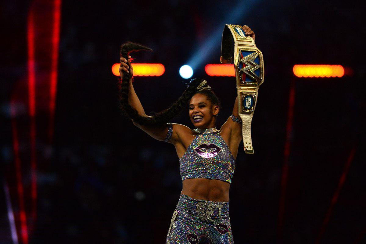 摔跤:WWE WRESTLEMANIA 37