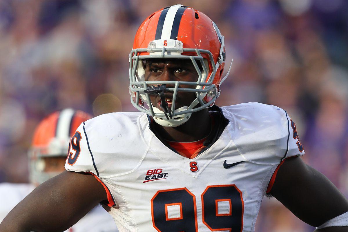 Former Syracuse DE Chandler Jones has had a successful NFL career
