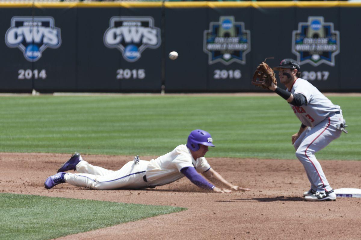 TCU Baseball vs Texas Tech 4.29.18
