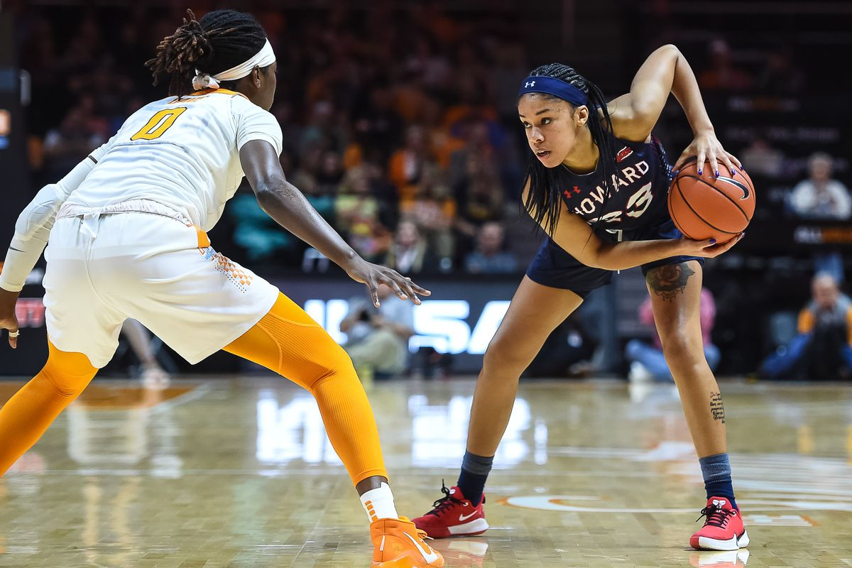 COLLEGE BASKETBALL: DEC 29 Women's Howard at Tennessee