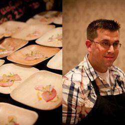Wafu chef Trent Pierce