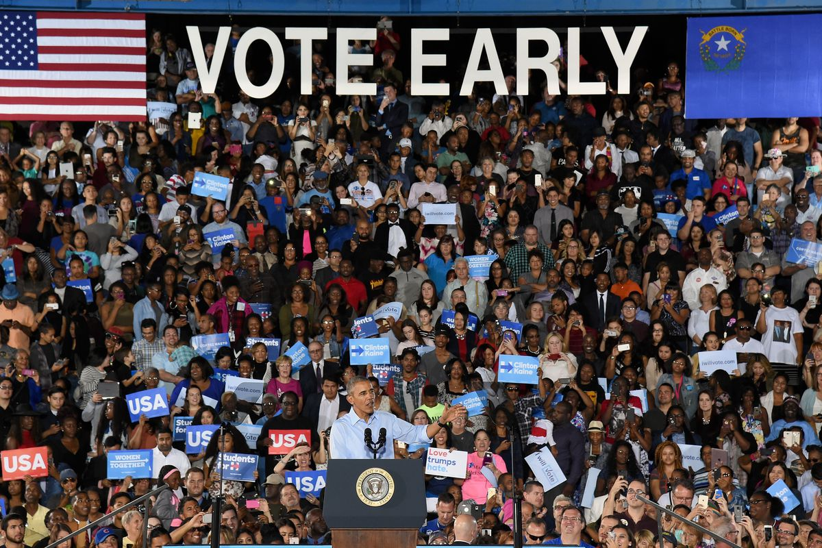 The Battle Over Controversial Method >> Early Voting 2018 A State By State Guide Vox