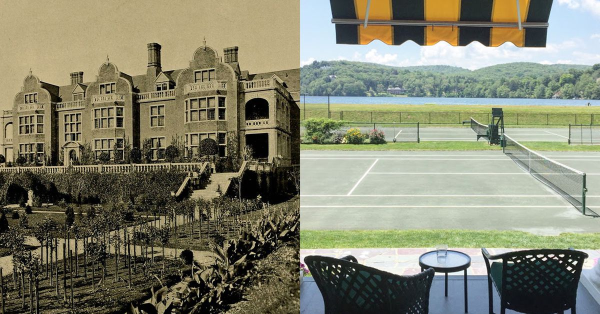 Tuxedo Park The Gilded Age Community That Time Forgot Curbed