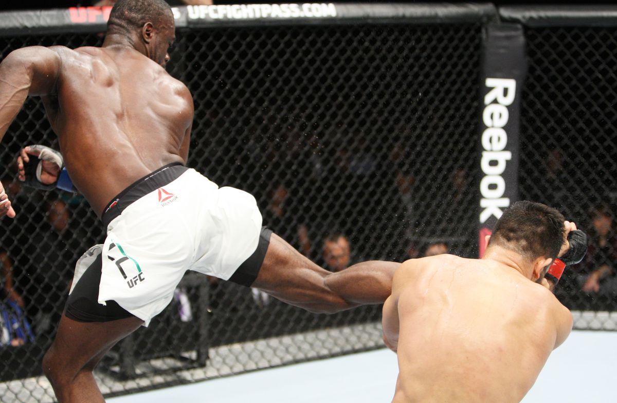 UFC Fight Night Tokyo: Mousasi v Hall
