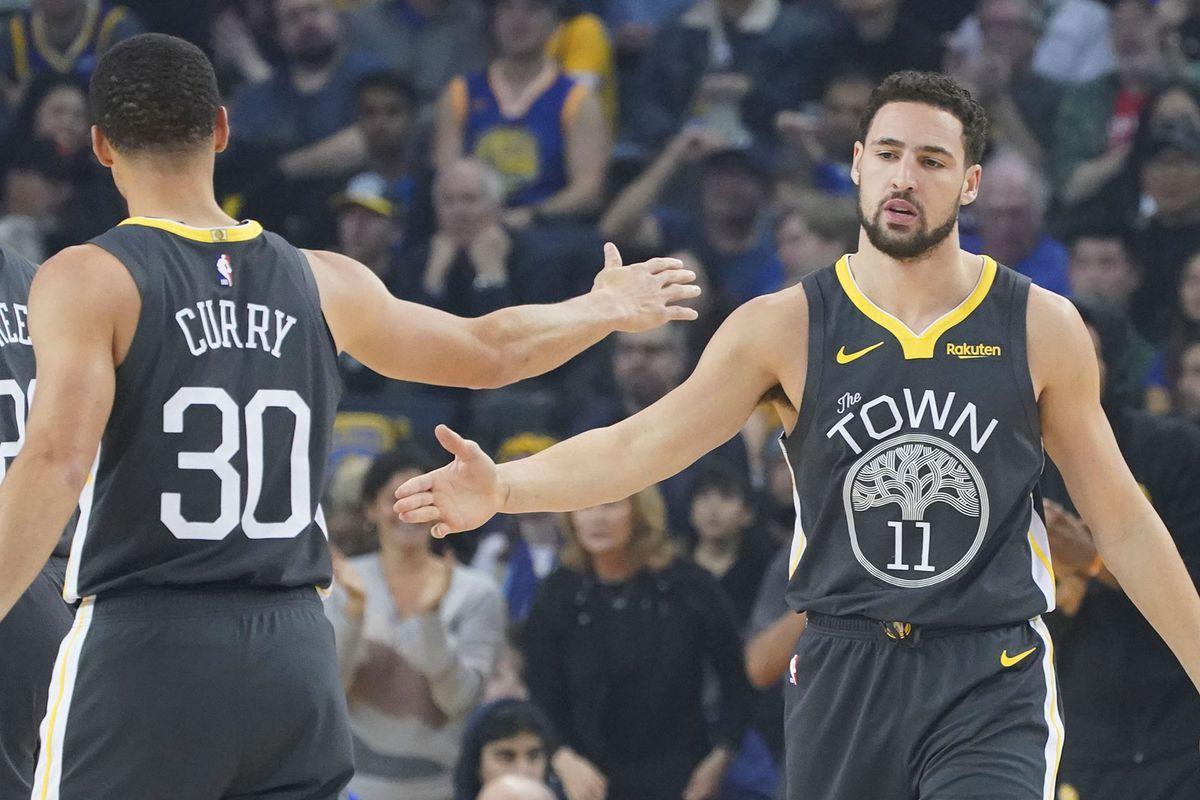 ESPN analyst ranks Lillard, McCollum ahead of Warriors