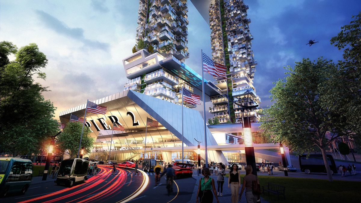 Are These Manhattan Towers The Future Of Sustainable