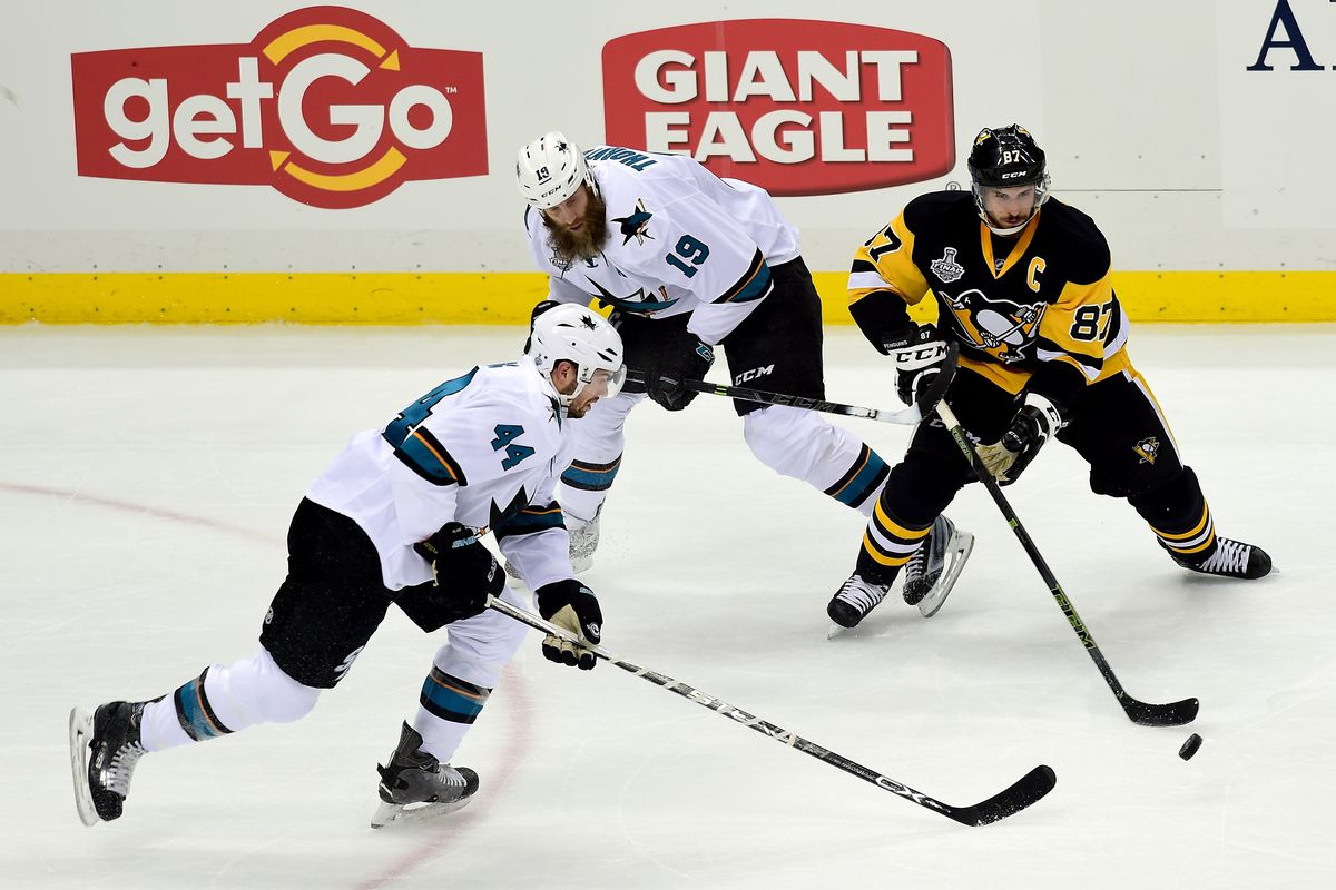2016 NHL Stanley Cup Final - Game Five