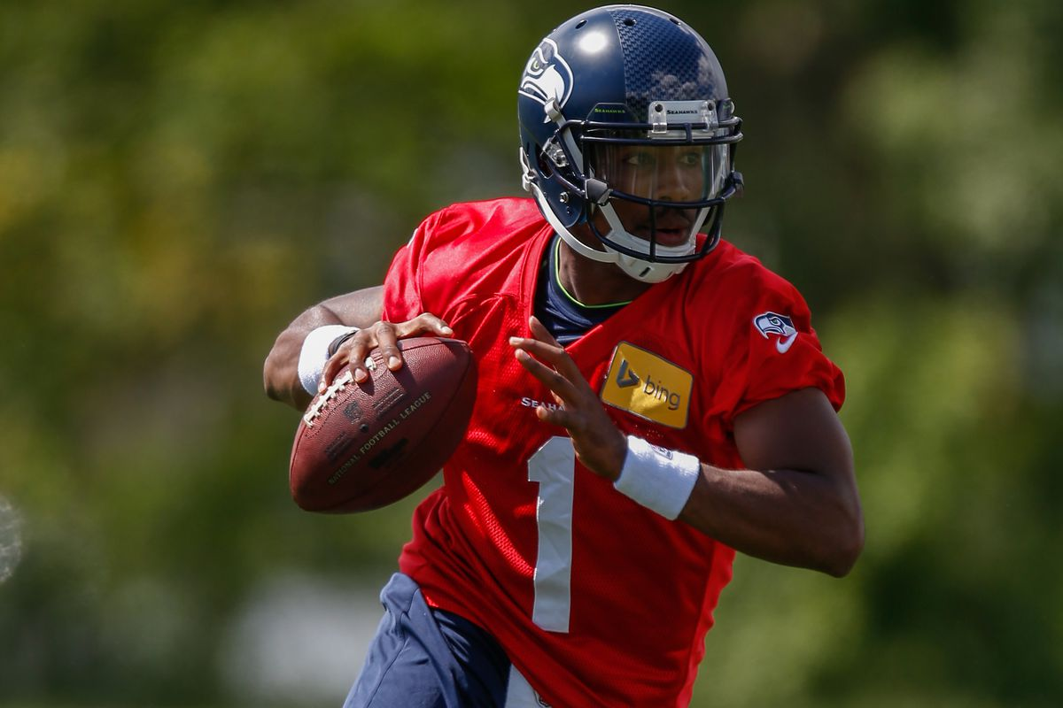 Keith Price can thank Russell Wilson and Pete Carroll for his first shot at making an NFL roster.