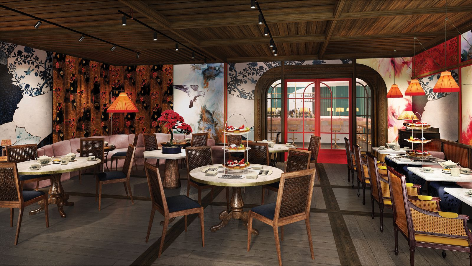 H Club La First Look Inside Hollywood S Future Private