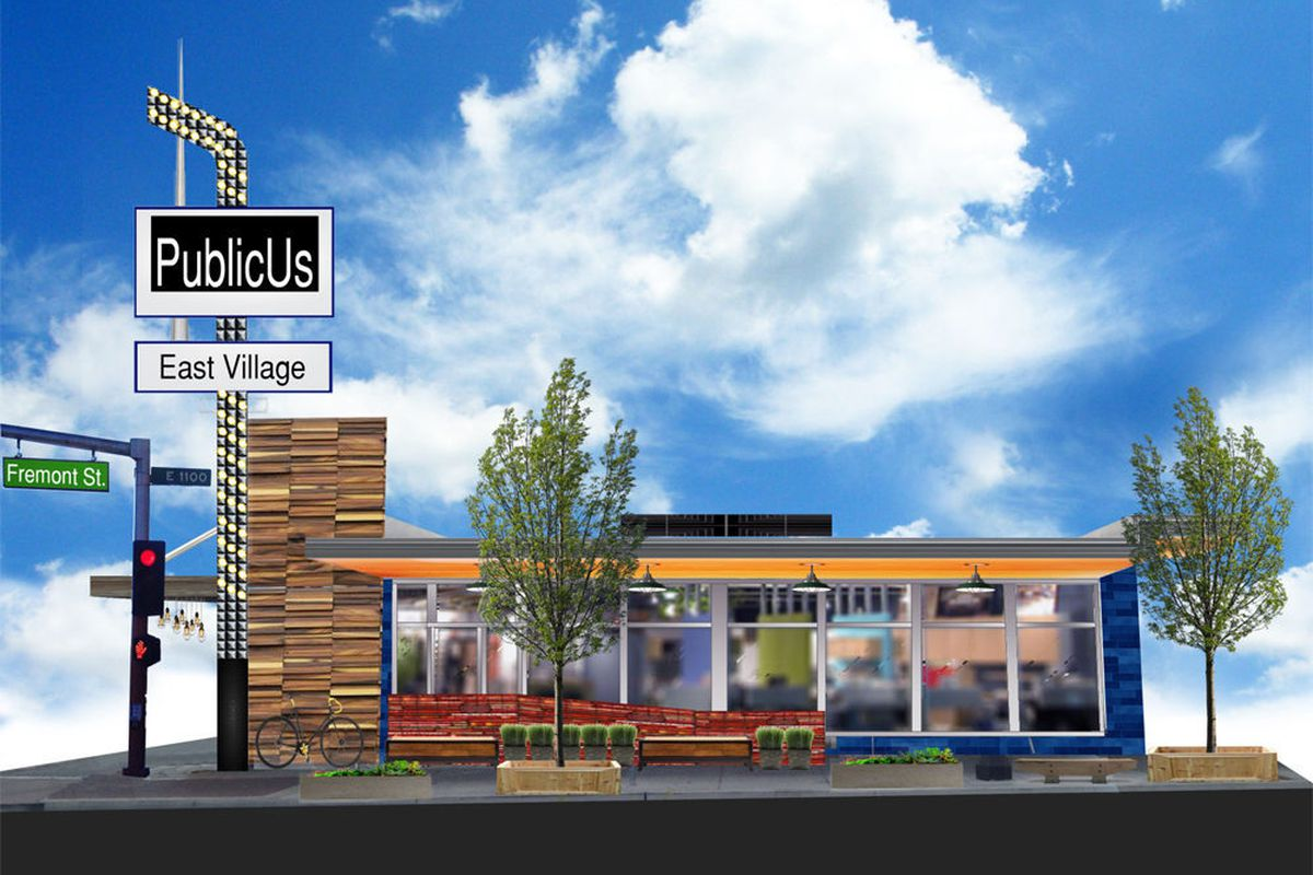 PublicUS restaurant is moving into 1126 Fremont Street.