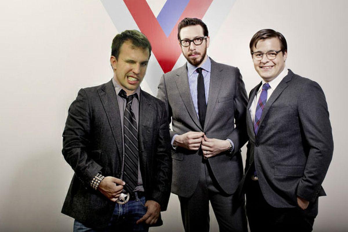 Vergecast (Josh, Paul, David)