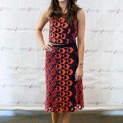 Style expert Corri McFadden poses.