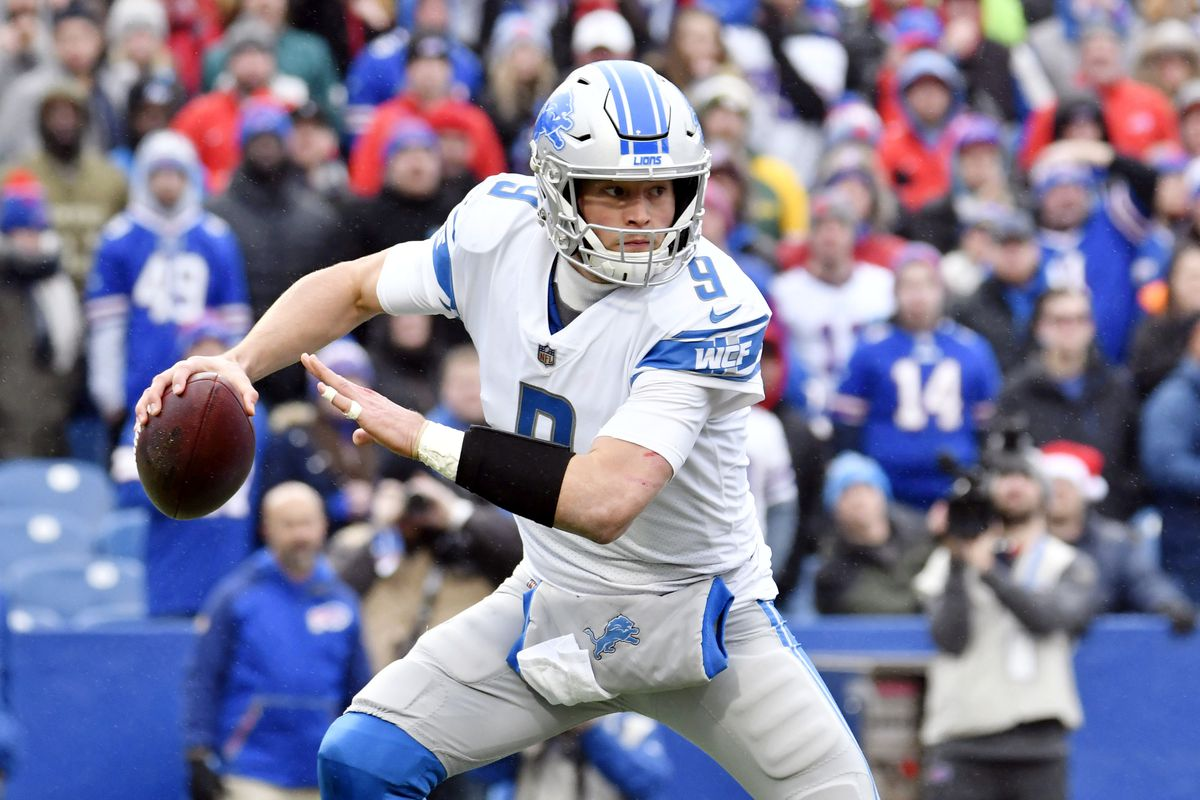 164d0834e Matthew Stafford and the Lions have had a rough go of it this season. Mark  Konezny-USA TODAY Sports