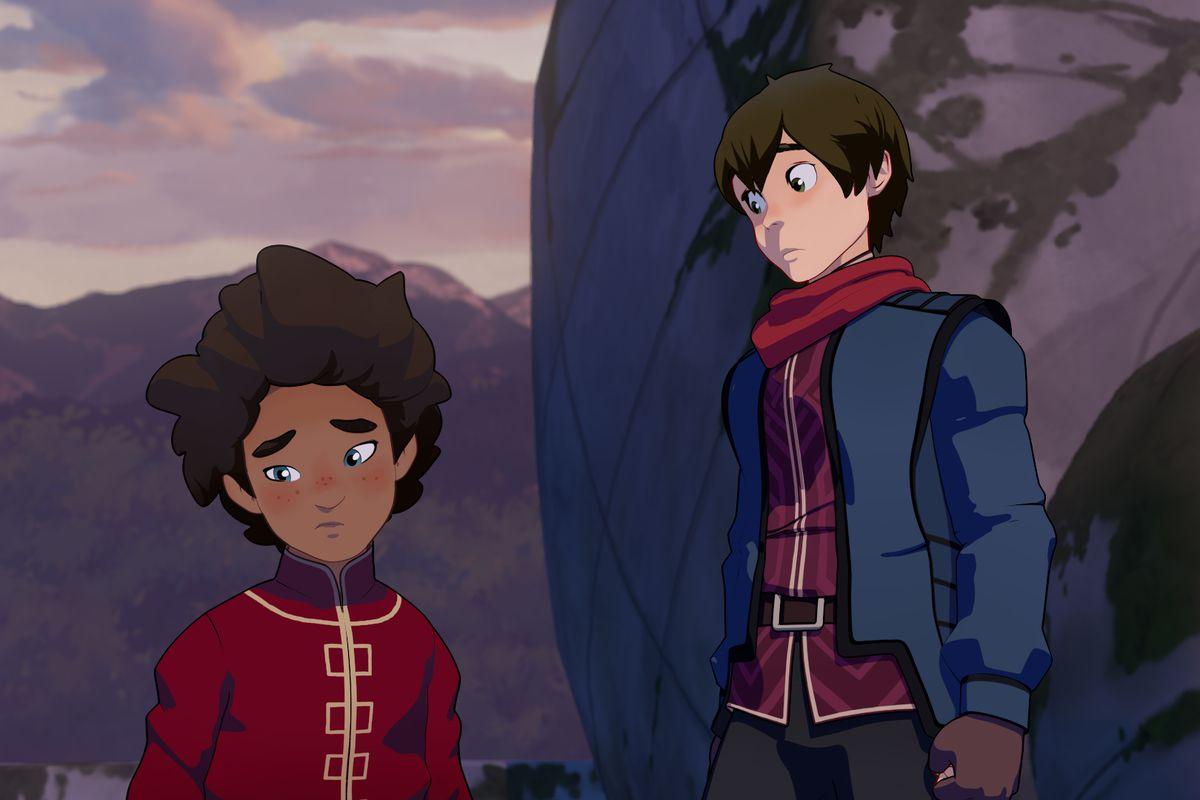 Dragon Prince: Dragon Prince Creator: Netflix Must 'see Past' Data Of