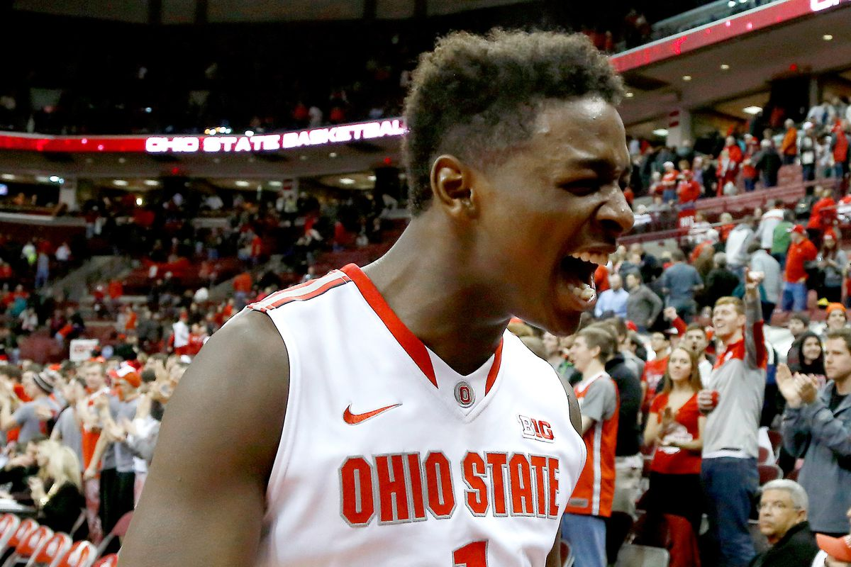 The face of next year's Ohio State team?