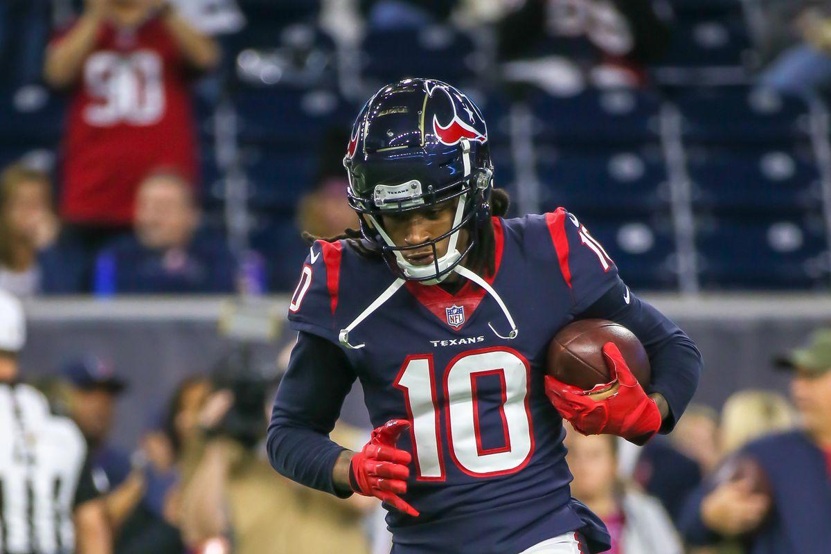 NFL: NOV 26 Titans at Texans