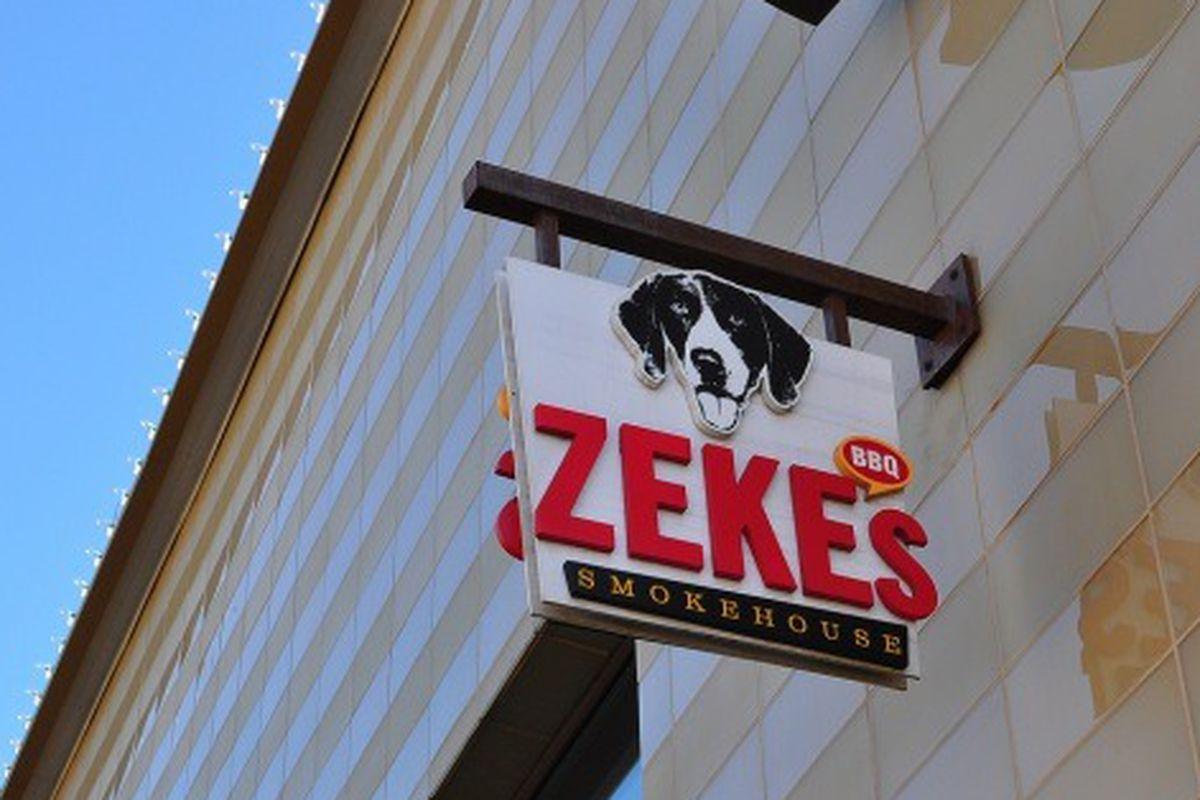 Zeke's Smokehouse, West Hollywood.