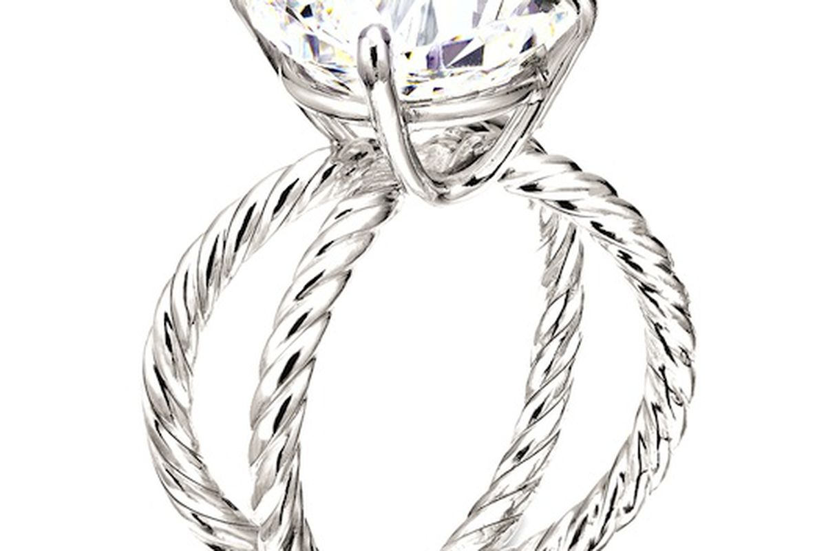 yo ho ho its a summer fridayalmost a summer saturday no better day to kill some time at work browsing impossibly gigantic diamonds - David Yurman Wedding Rings