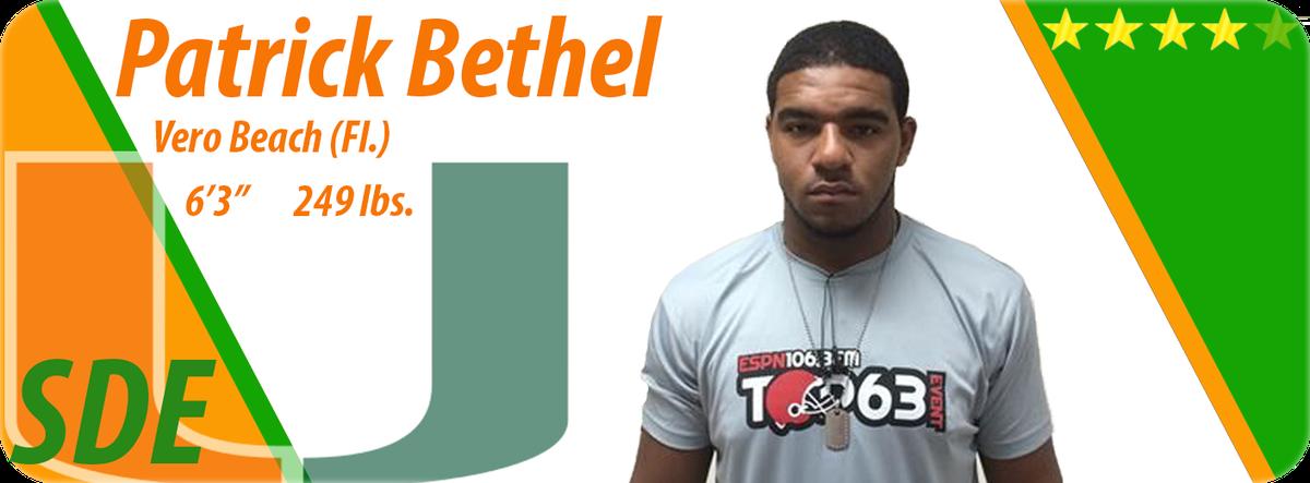 Bethel card