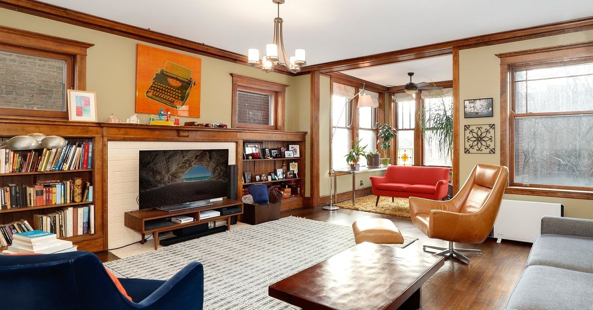 For $380K, get this vintage-meets-modern condo in Margate Park