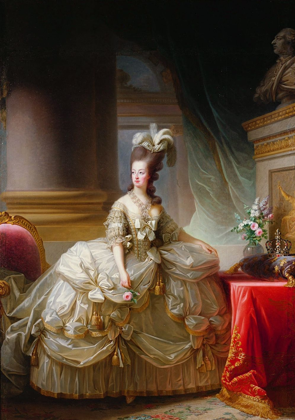 The Marie Antoinette Dress That Ignited the Slave Trade - Racked
