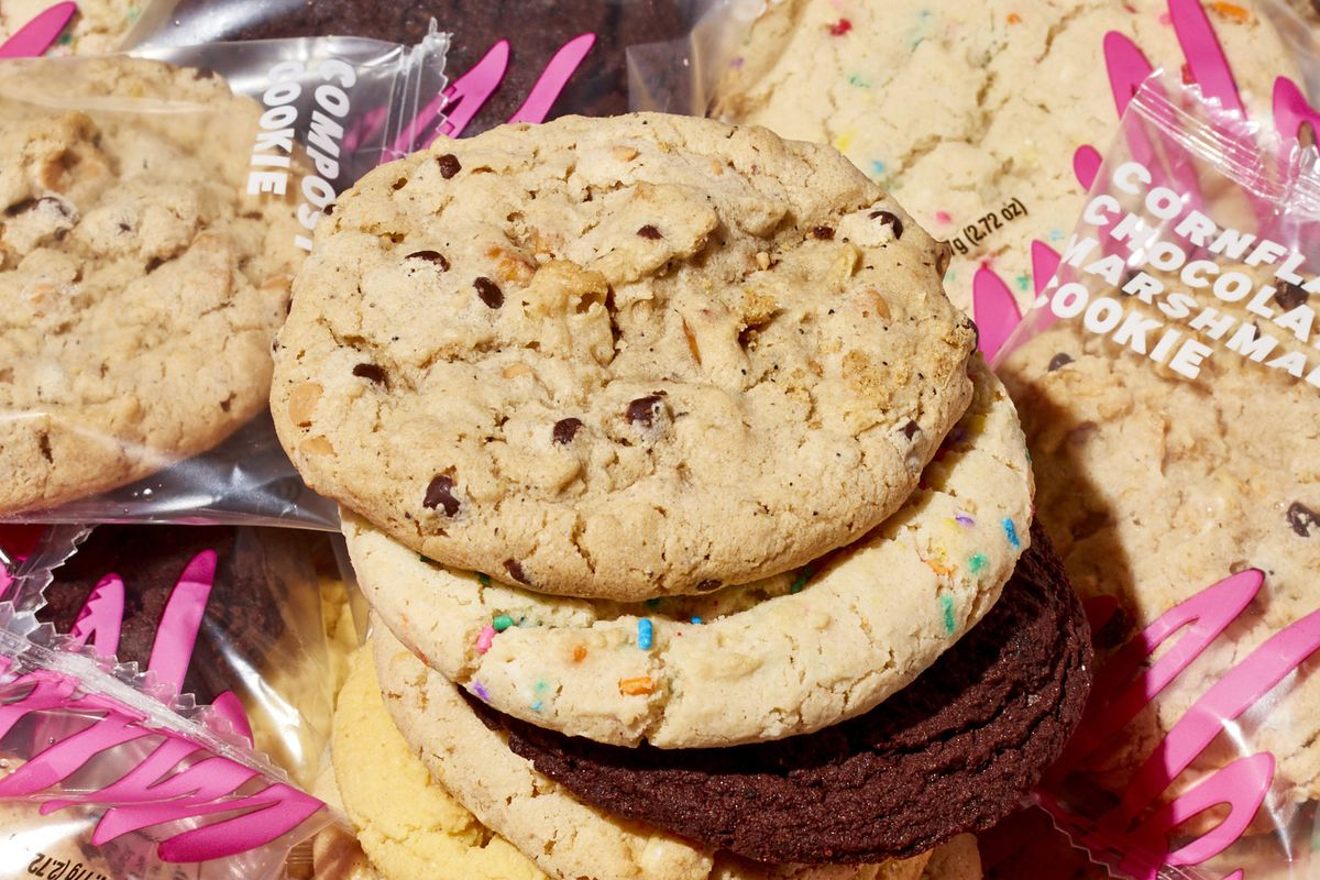 Cookies from Milk Bar