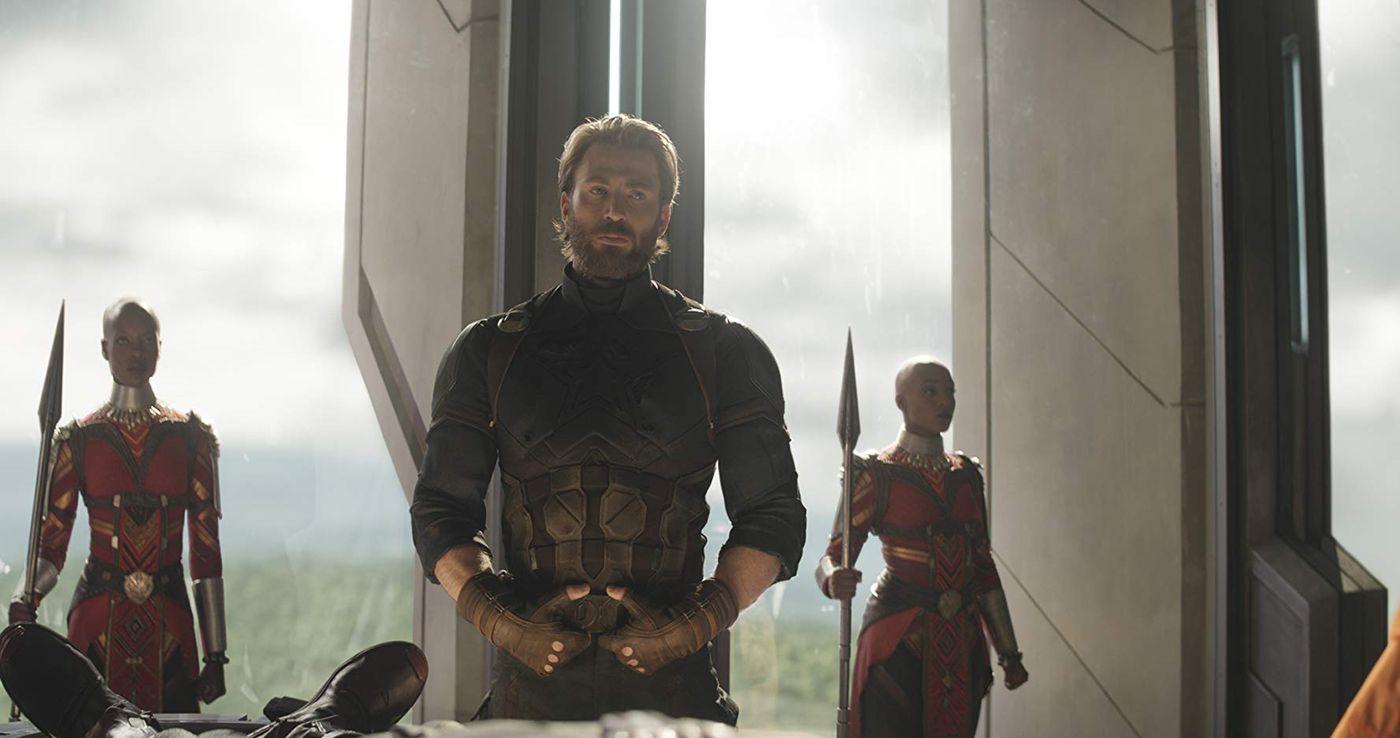 Captain America's beard: the legacy of Steve Rogers's scruff