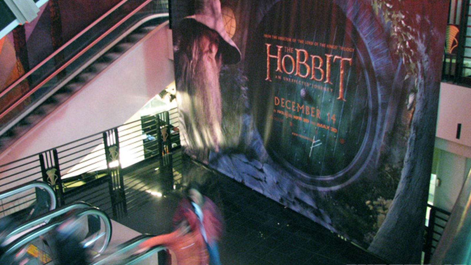 Do Audiences Like The High Frame Rate Hobbit The Verge