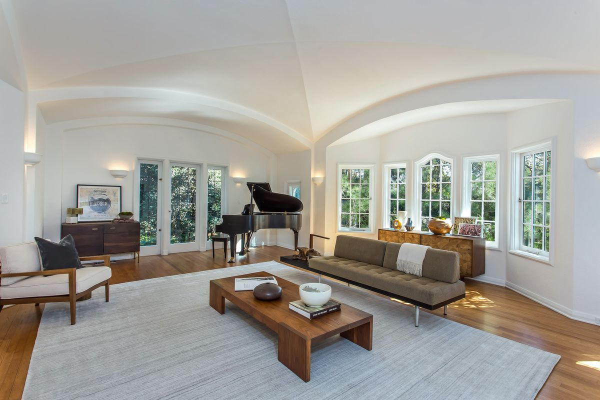Moby's 1920s house in the Los Feliz Oaks for sale for $4.5M - Curbed on