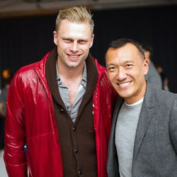 Park & Bond's Tyler Thoreson and Joe Zee