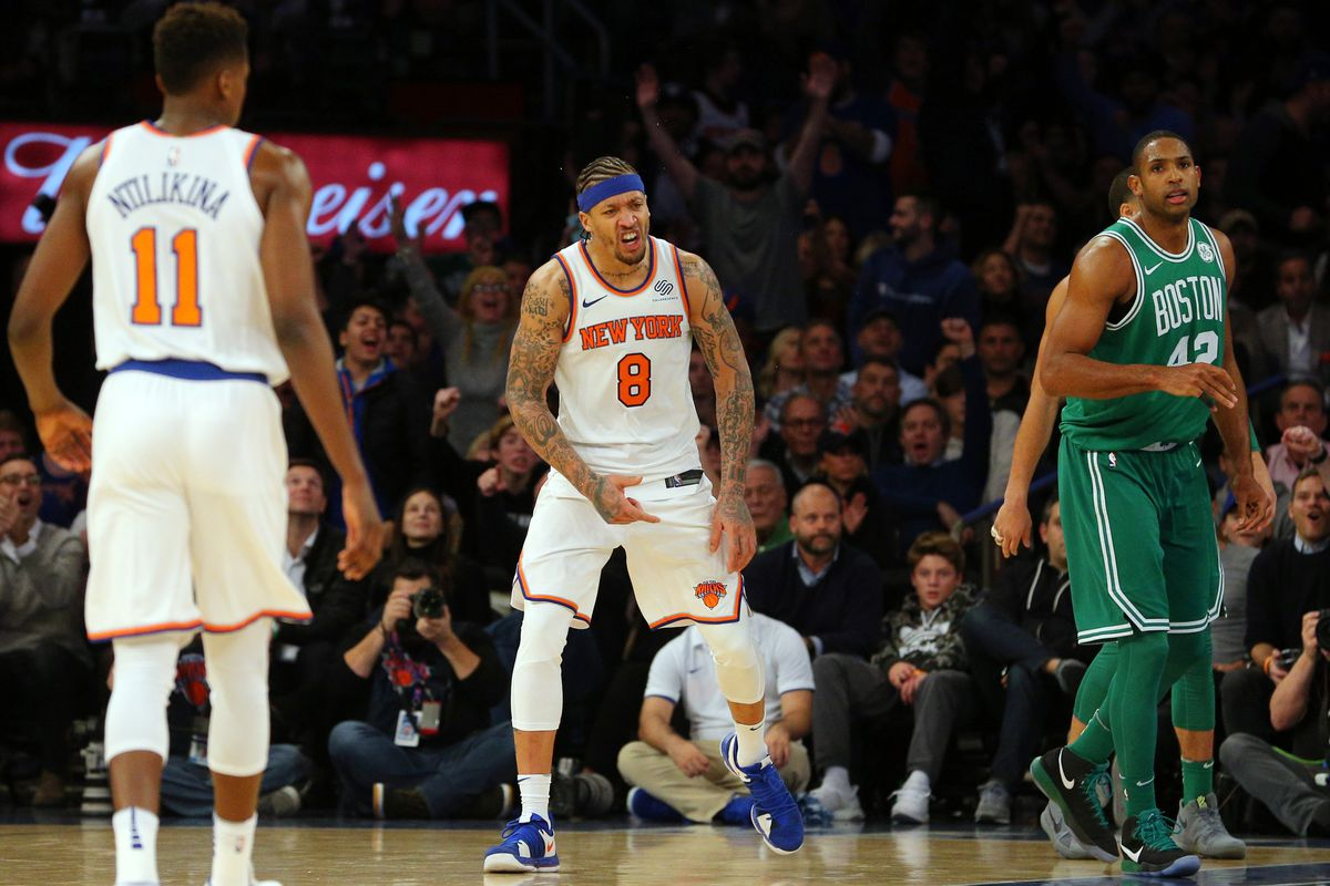 best sneakers 99af4 9dc14 Michael Beasley will always be a scorer, and the Knicks are ...