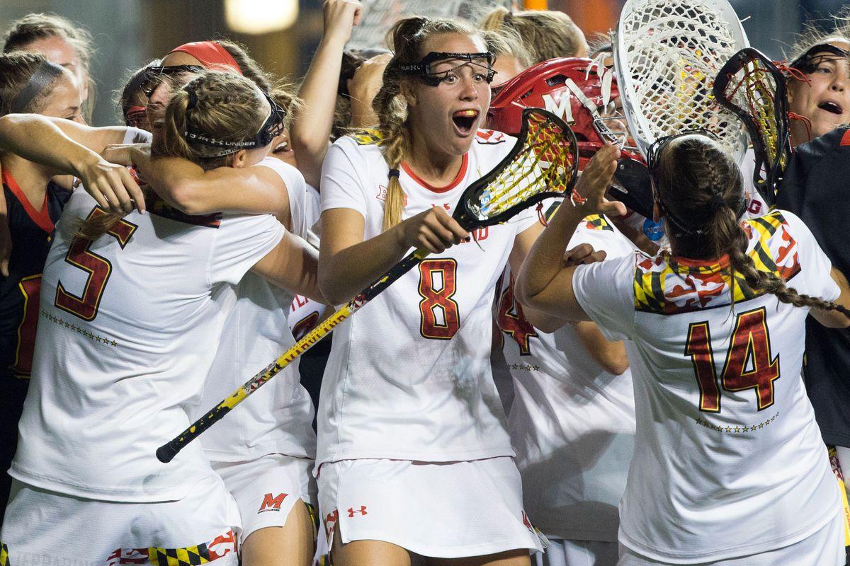NCAA Lacrosse: Women's Semi Final-Maryland vs Syracuse