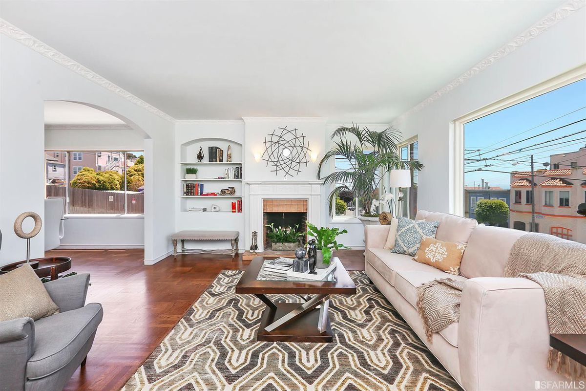 Art Deco Bayview home asks $759,000 - Curbed SF