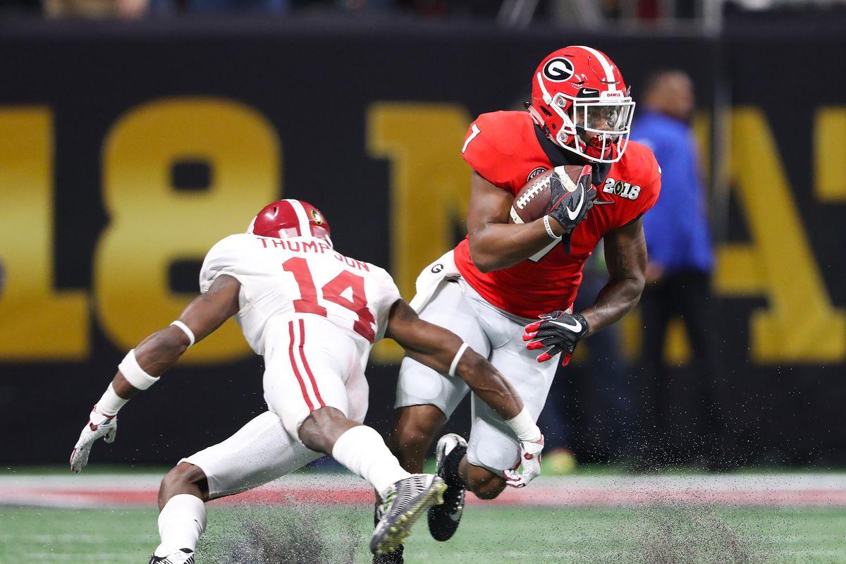 best service 45be2 52fe7 Alabama Football 2019 NFL Draft Profile: Safety Deionte ...