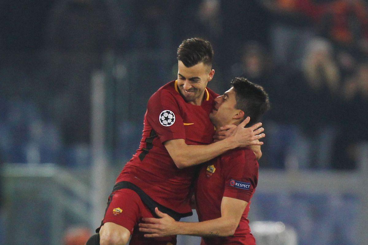 AS Roma v Qarabag FK - UEFA Champions League
