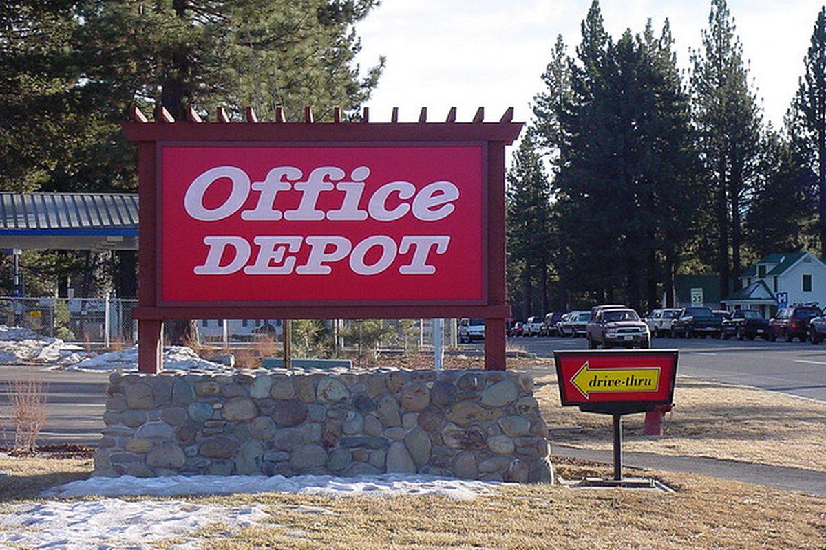 Office Depot flickr