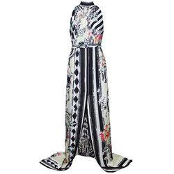"<b>Balmain</b> Silk Printed Maxi Dress at <b>Riccardi</b>, <a href=""http://riccardiboston.com/shop/womens/dresses/?ccm_paging_p_b523=3"">$3325</a>"