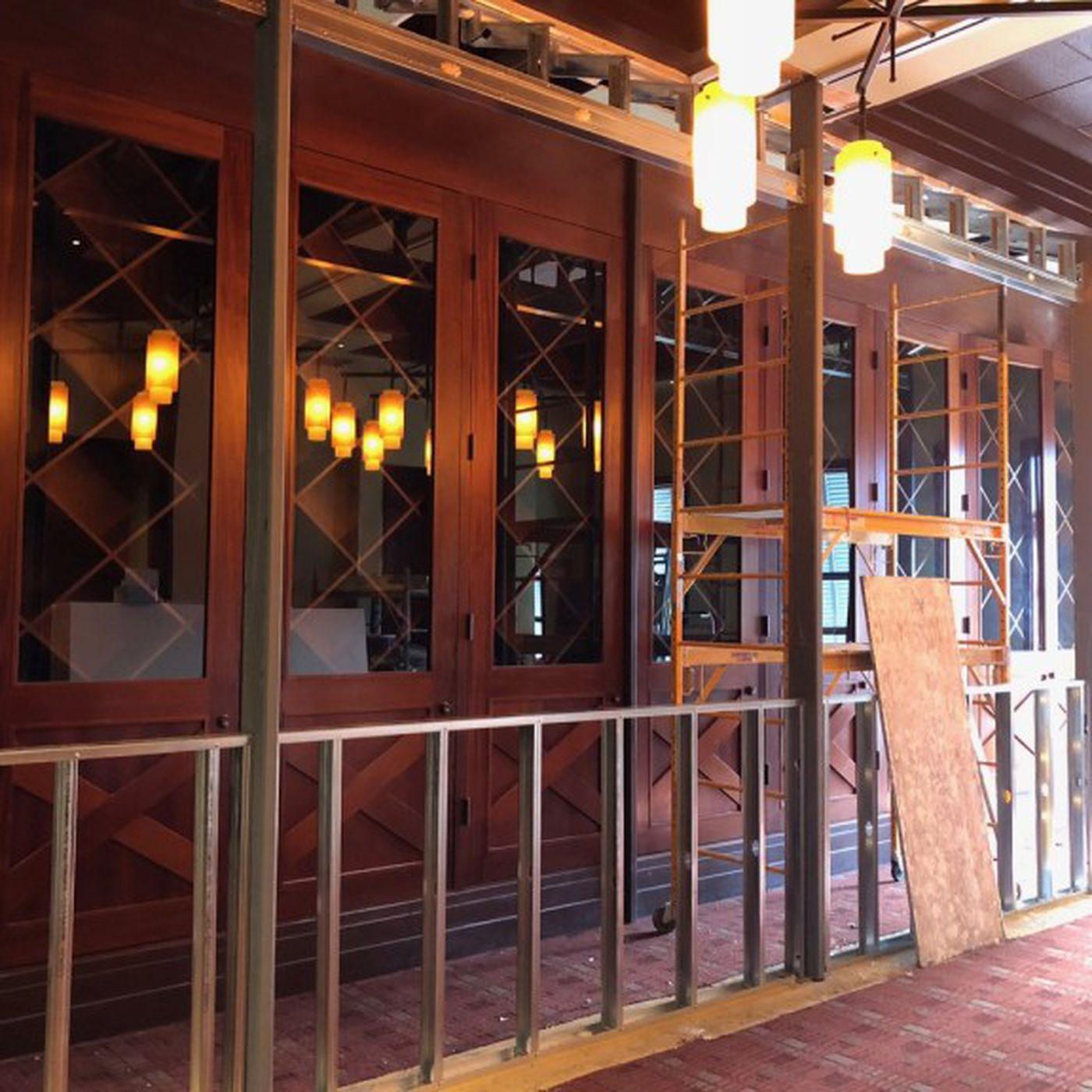 Lotus of Siam Is Building a Wine Room on Flamingo Eater Vegas
