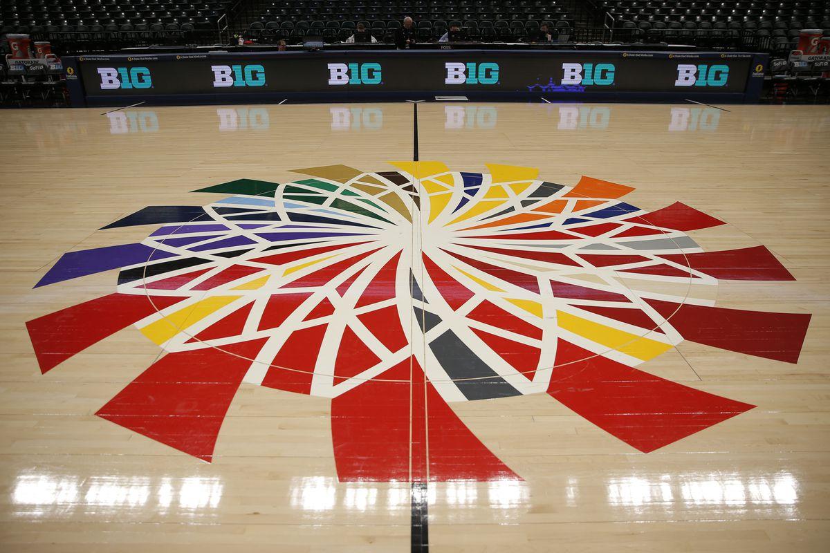 COLLEGE BASKETBALL: MAR 10 Big Ten Conference Women's Tournament - Maryland v Iowa