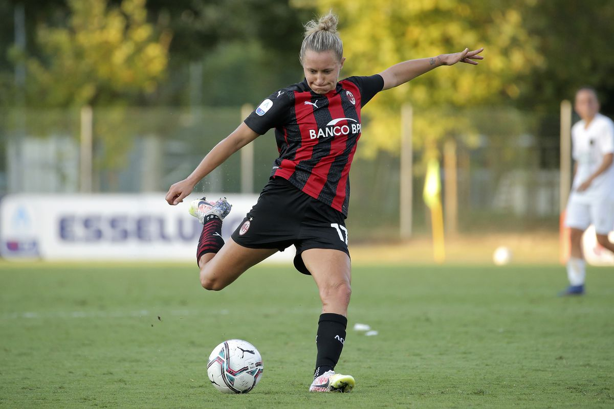 AC Milan v Florentia San Gimignano - Women Serie A