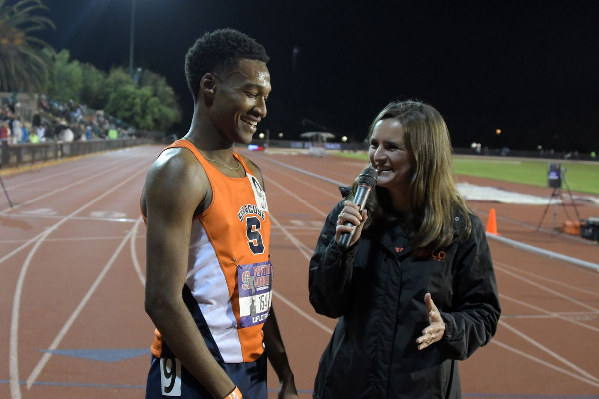 Track and Field: Payton Jordan Invitational