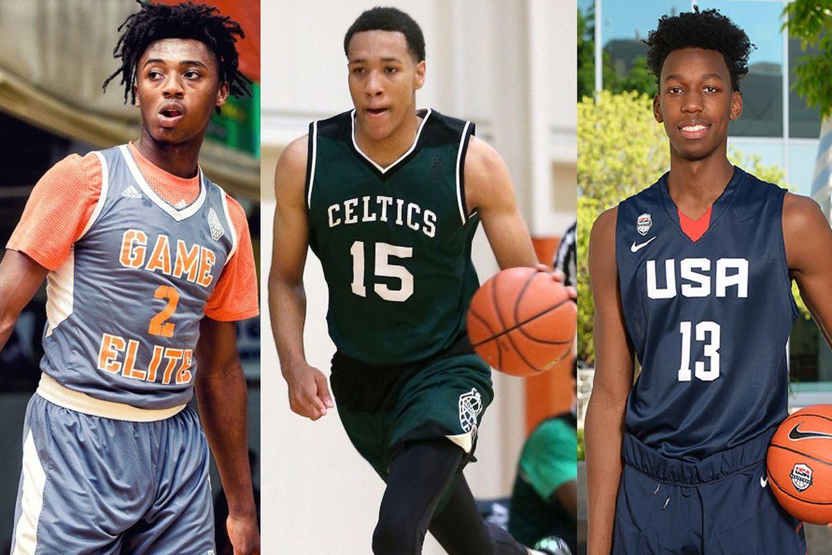 2013 Recruits Uk Basketball And Football Recruiting News: Kentucky Basketball Recruiting: 2018 Big Board 5.0