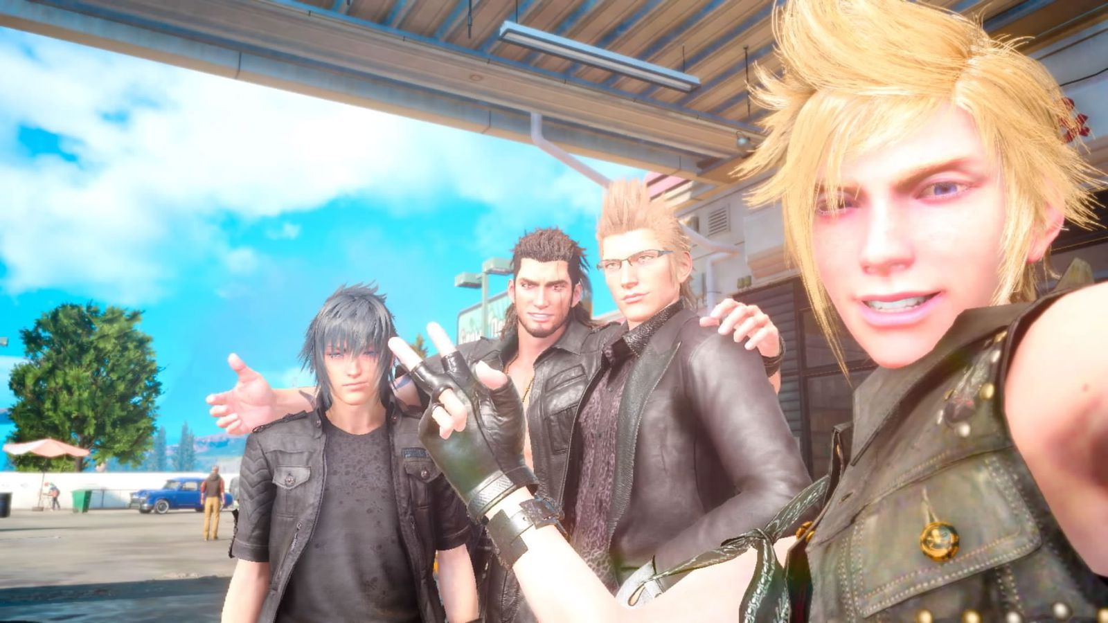 Final Fantasy XV Everything Youre Too Embarrassed To Ask